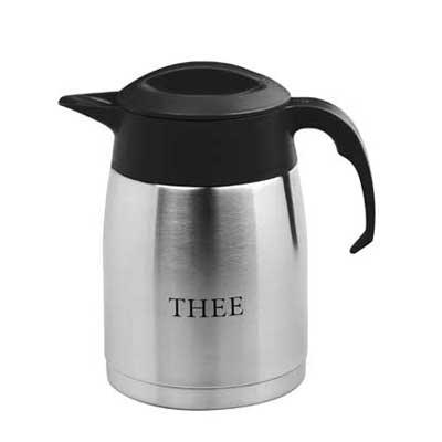 Isoleerkan EasyClean thee zwart