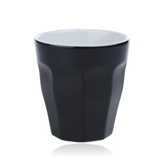 beker cafelegante zwart mix match