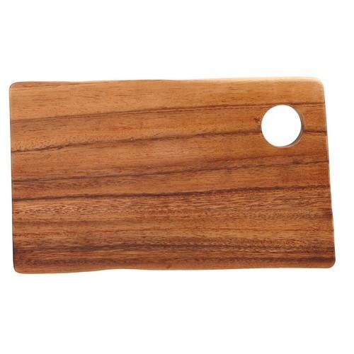 Plank rechthoekig gat gerechten presentatie serveer CB2011 38.2036