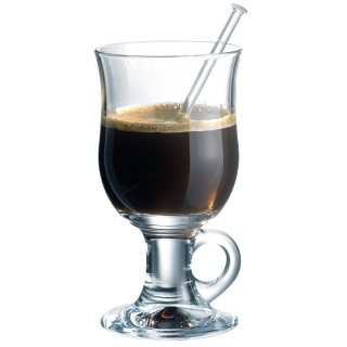 Irish koffieglas Mazagran Durobor