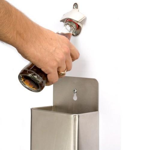 Opvangbakje kroonkurkopener flesopener bottle opener 42.1026