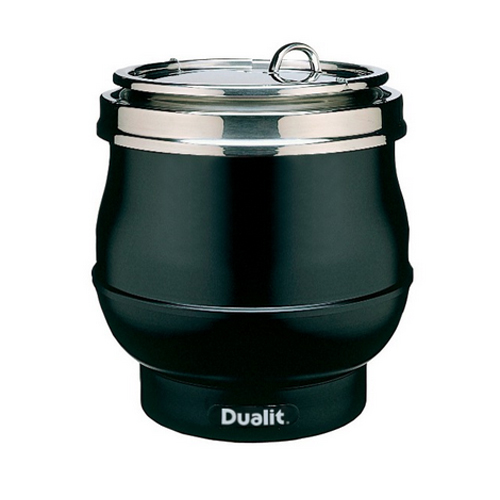 Hot Pot Soepketel Dualit zwart 11 liter 2