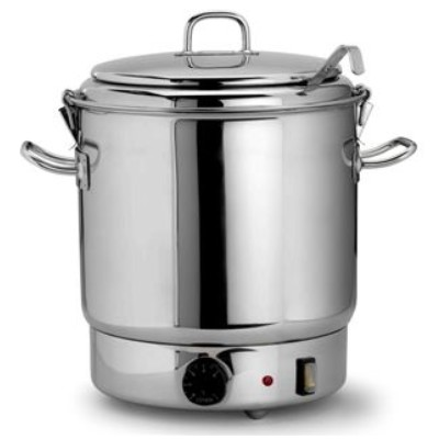 Soepketel rvs hot pot 10 liter
