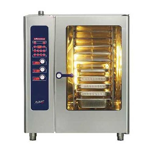 combisteamer Eloma Multimax MB 10 11 kern temperatuur regeling