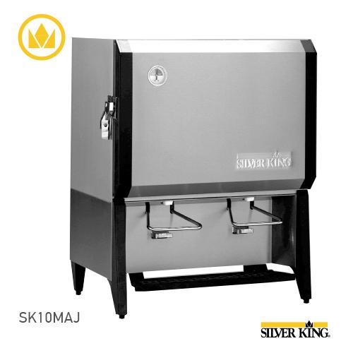 melk dispenser SK10MAJ Majestic Silver King 2x 10 liter 85.1025