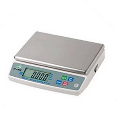 Weegschaal elektronisch tot 5kg.