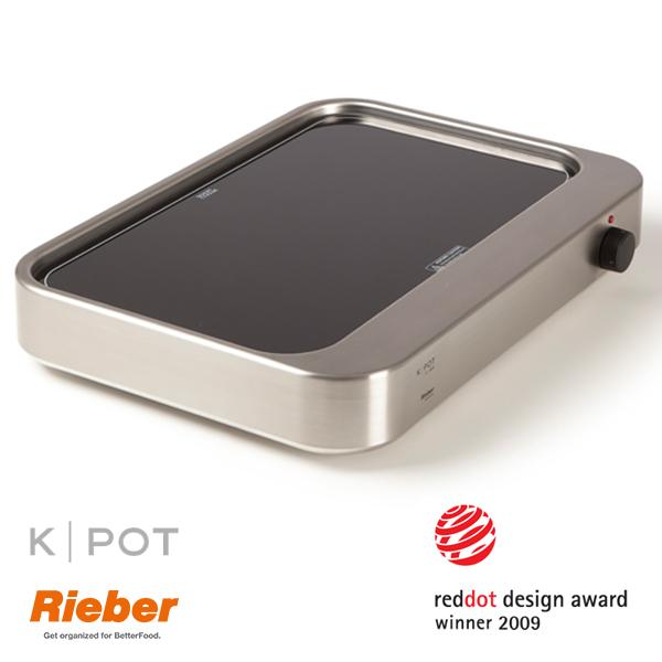 rieber k pot 1 1 GN stainless steel rvs 80.3604