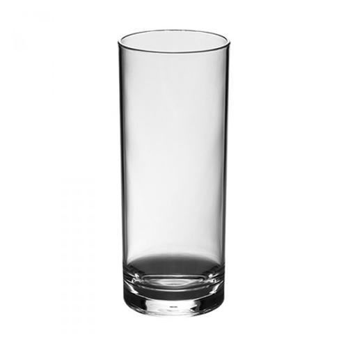 polycarbonaat glazen longdrink 22cl roltex top