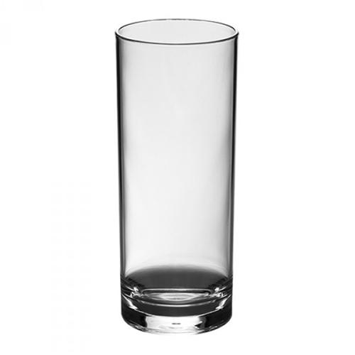 polycarbonaat glazen longdrink 25cl roltex top