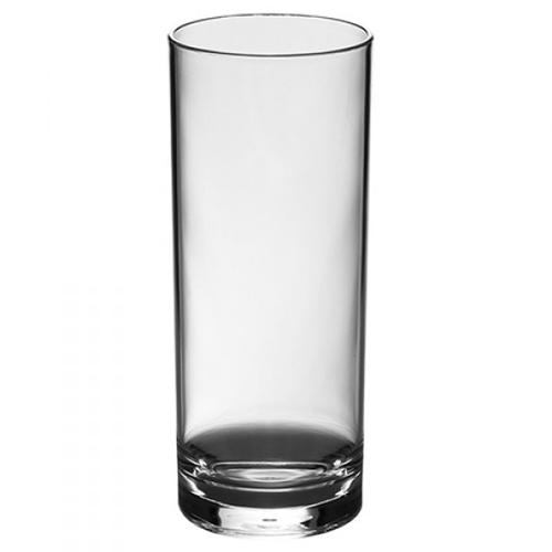 polycarbonaat glazen longdrink 30cl roltex top