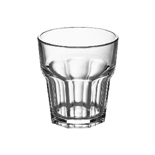 polycarbonaat glazen waterglas caipi heavy 25cl roltex bar