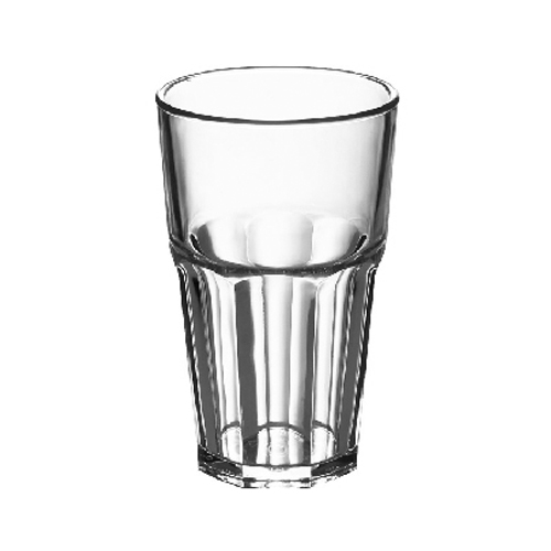 polycarbonaat glazen waterglas caipi heavy 30cl roltex bar