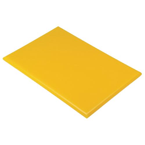 snijplank geel haccp gevogelte kunststof