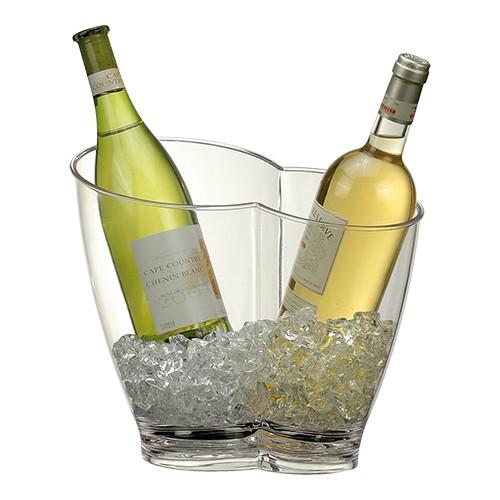 Wijnkoeler Vino Duo kunststof