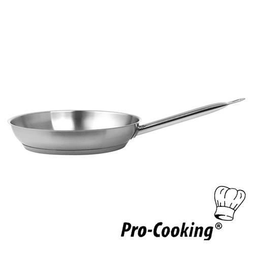 koekenpan rvs 18 10 pro cooking