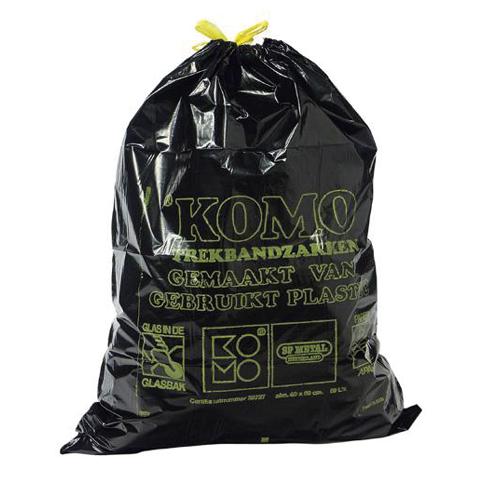 komo vuilniszakken afvalzakken verpakt per 250 400 500 2500