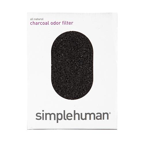 simplehuman odor filter geurfilter charcoal