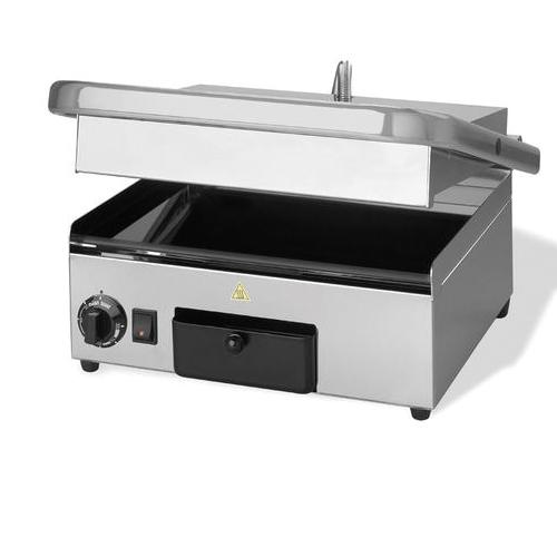 milan toast contact grill keramische ceramic grill single enkel