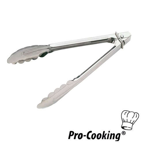 grilltang serveertang rvs pro cooking