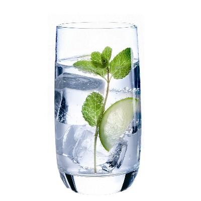 Frisdrankglas sapglas waterglas Vigne Chef sommelier