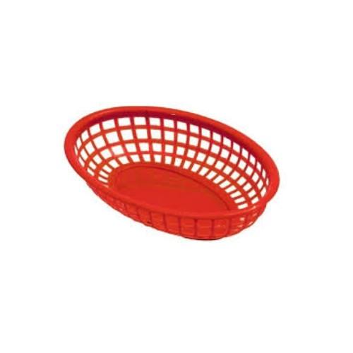 Broodmandje hotdogmandje broodkorf rood 3148