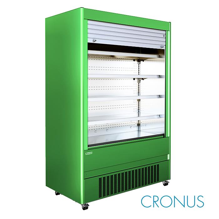 mafirol cronus wandkoeling 806 fv lc elektrisch rolluik handbediend rolluik rvs groen