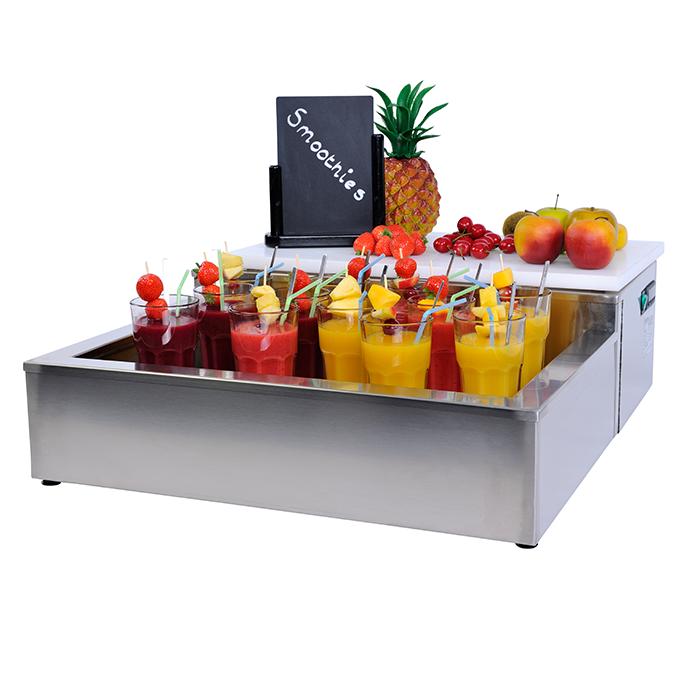 drankenkoeler koeling opzet rvs