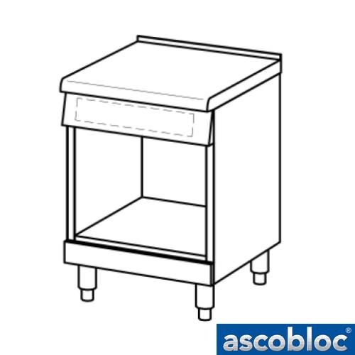Ascobloc Ascoline AUA 060 GastO neutrale unit werkbank arbeitstische logo
