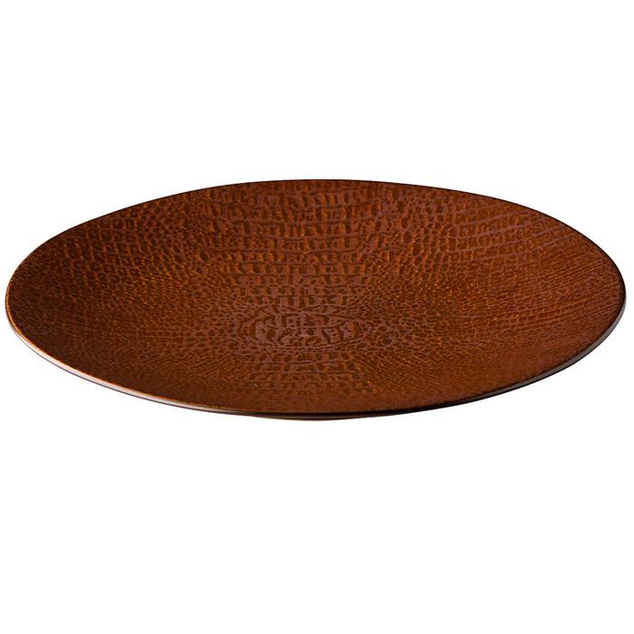 bord 27 5cm q authentic croco