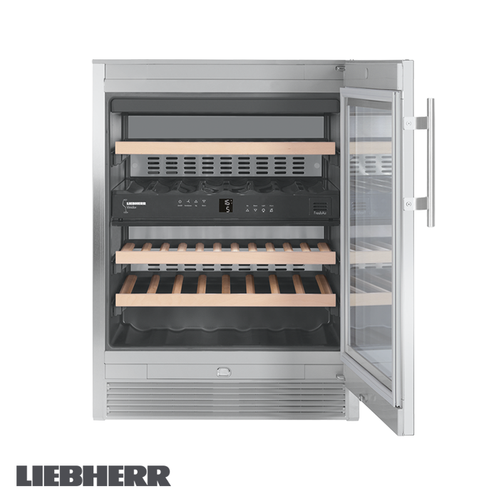 wijnklimaat koelkast Liebherr vinidor WTes1672 854018