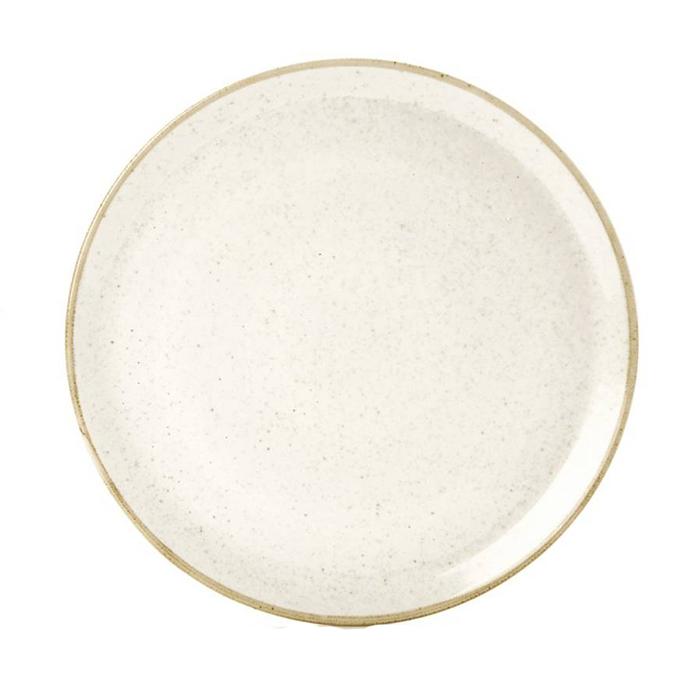 porcelite seasons pizza bord 32 cm oatmeal
