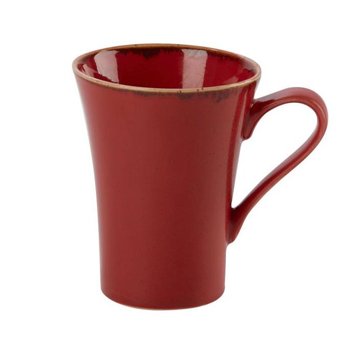 porcelite seasons koffie mok 34 cl magma