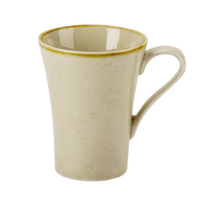 porcelite seasons koffie mok 34 cl wheat