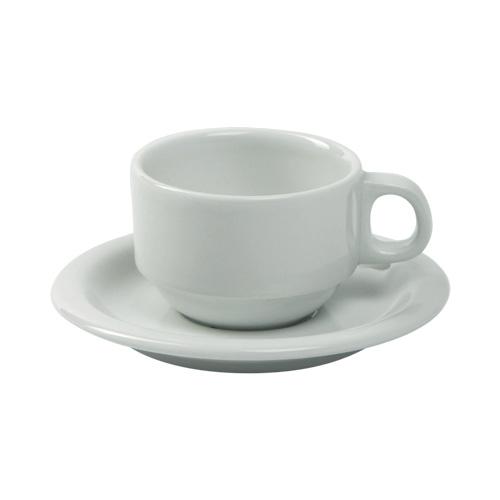 Espressokop espressoschotel Marina wit Nova hotelporselein