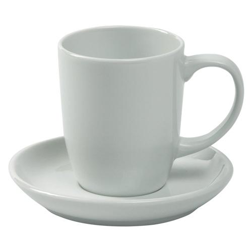 Koffiebeker Bern koffieschotel wit Nova hotelporselein