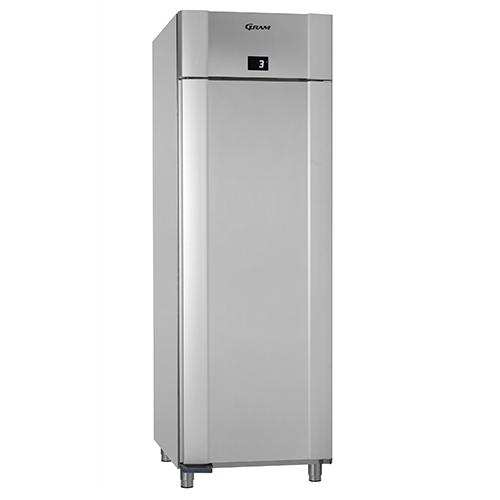horeca koelkast Gram Eco plus K 70 RAG L2 4S vario silver 1 deurs
