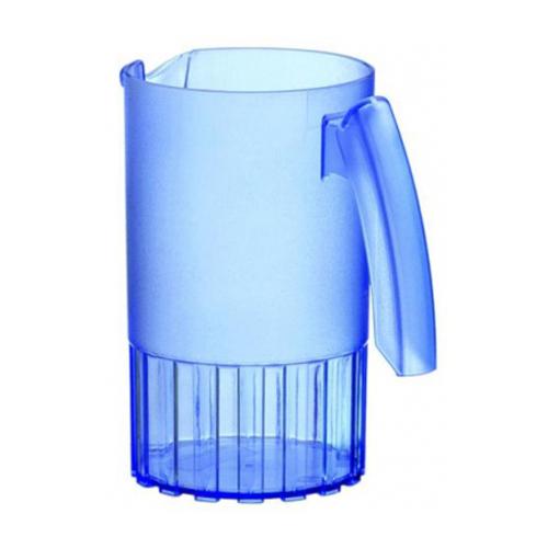 Waterkan sapkan blauw polycarbonaat Saint Romain