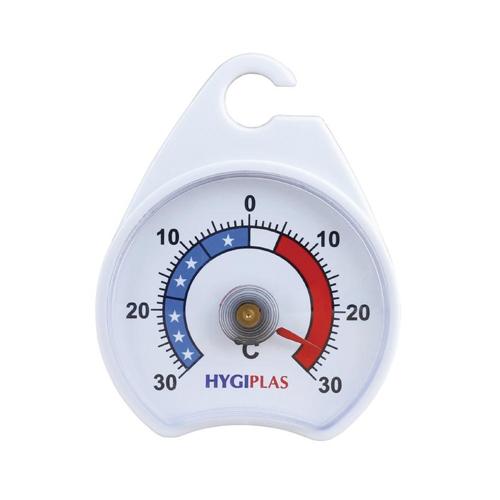 Koelcelthermometer hygiplas ophanghaak