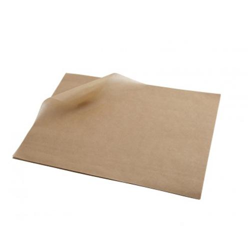 vetvrij papier bruin 35x25cm 1000 stuks