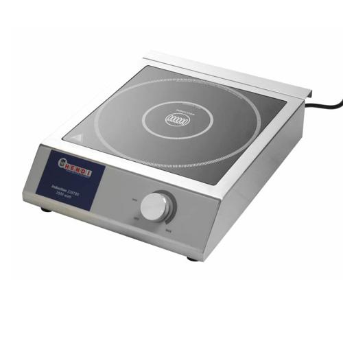 horeca inductie kookplaat iduction cooker manuele bediening 3500W hendi