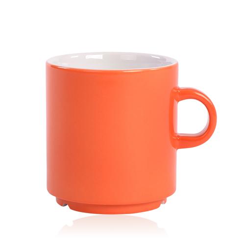 automatenmok met oor ocean oranje mix match