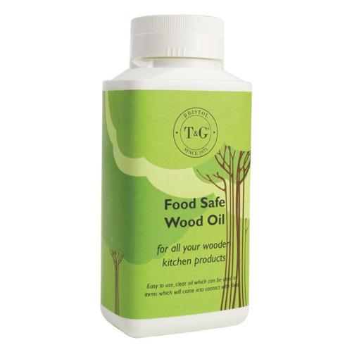Behandelingsolie houten producten