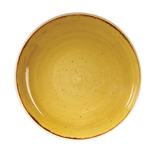 coupe schaal 24 8cm churchill stonecast mustard seed yellow SMSSEVB91