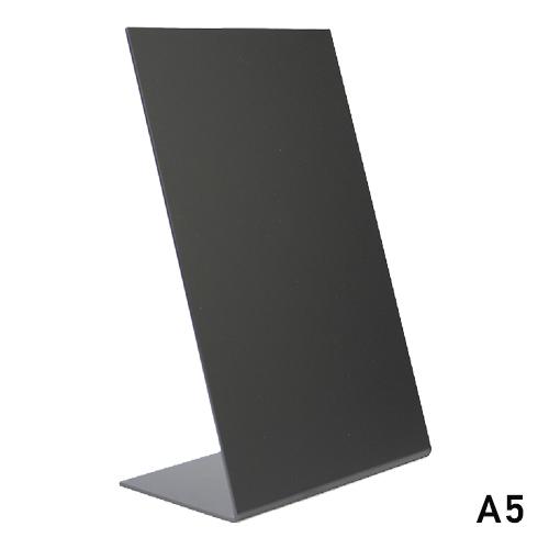 Tafekrijtbord securit A5 set 3 stuks acryl