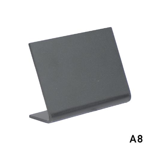 Tafekrijtbord securit A8 set 3 stuks acryl