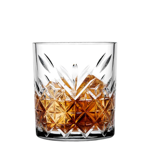 Timeless Pasabahce whiskyglas 35.5cl