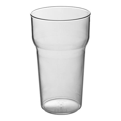 Polycarbonaat glazen Bierglas 28cl stapelglas Roltex