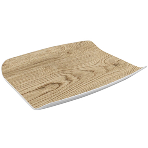 Plateau Dalebrook curved melamine hout effect 1 2GN TWD2490