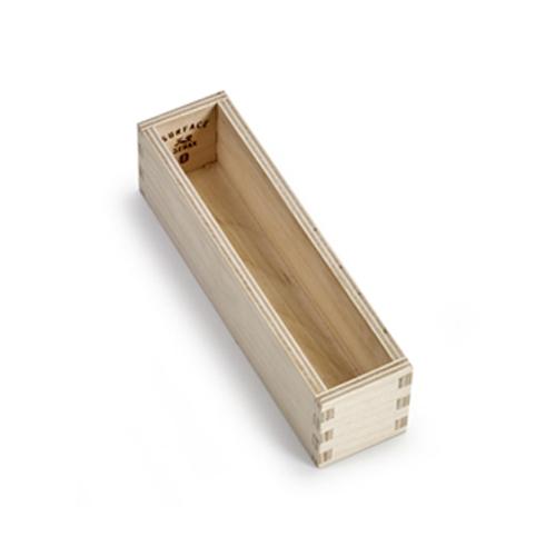 bestekbak hout theelepel mokkalepel surface by sergio herman serax