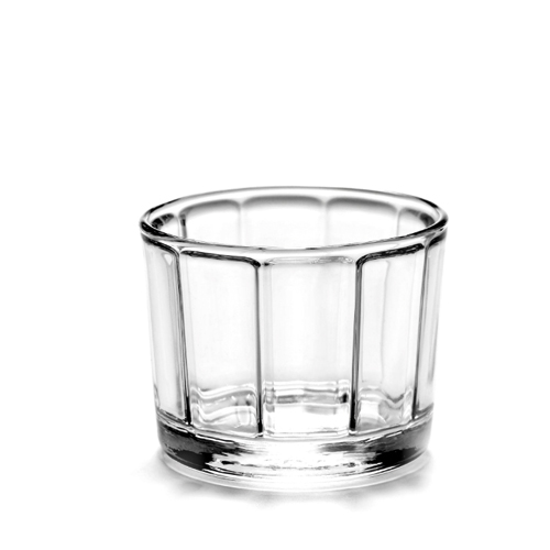 whiskeyglas tumbler 21cl surface by sergio herman serax